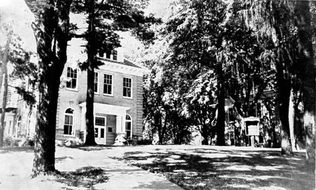 Whitford Hall at Milton College