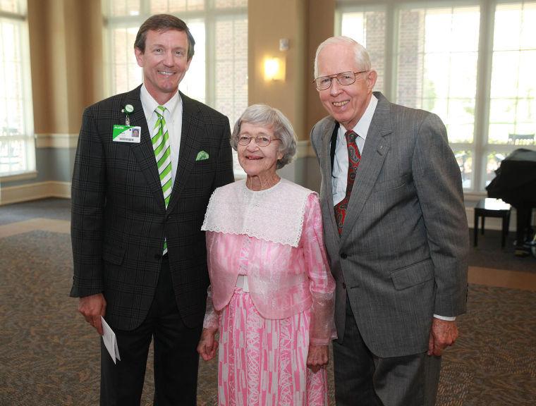 Pearsons volunteer honor